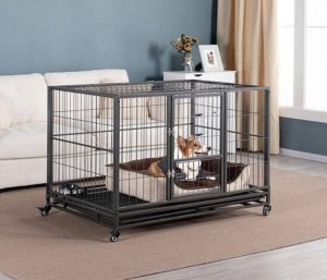 Yaheetech Dog Crate 43 Inch Review