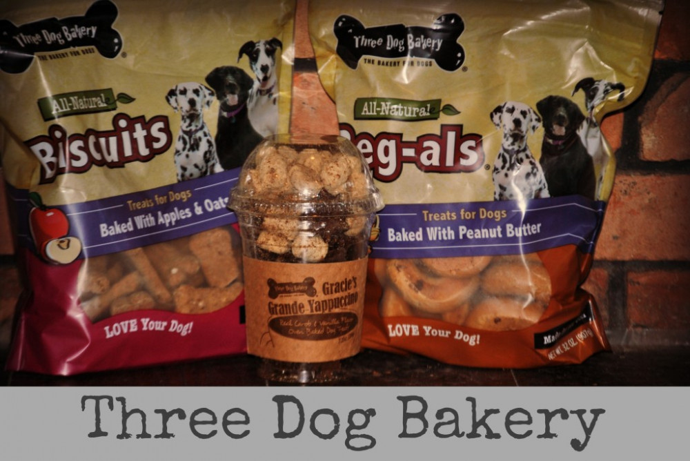 Three Dog Bakery. Treats That Stand Out From The Rest