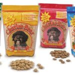 Link to purchase Charlie Bear low calorie dog treats.
